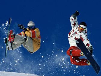 スキーツアー&スノボーツアー
