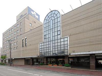ホテル函館ロイヤル外観