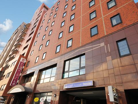 ホテルサンルート札幌外観