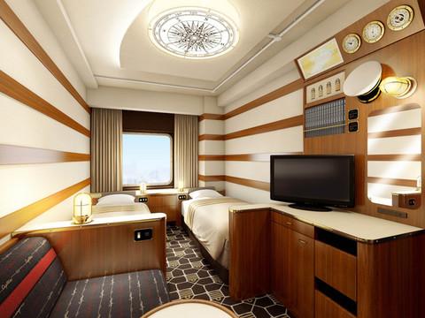 新客室「キャプテンズルーム」