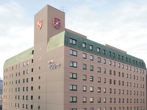 基本ホテル一例