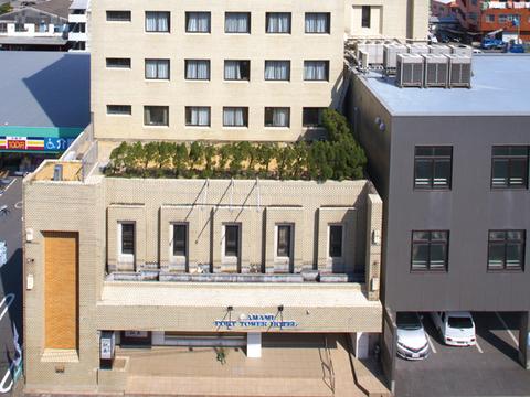 基本ホテル外観イメージ