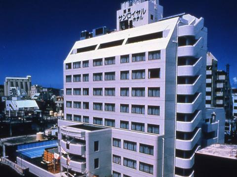 基本ホテル:琉球サンロイヤルホ