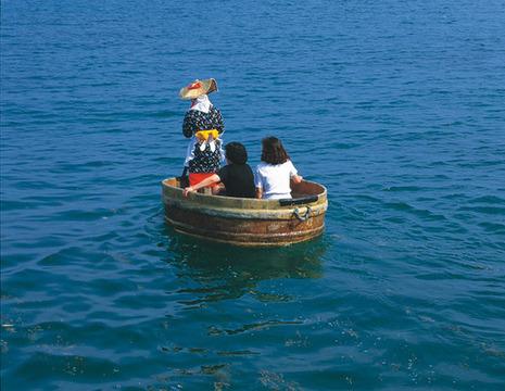 佐渡・たらい舟