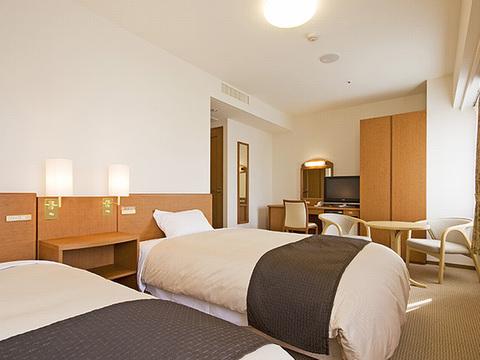 熊本東急REIホテル 客室一例