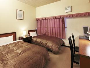ホテルユニオン 客室一例