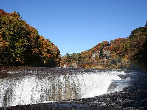 吹割の滝イメージ