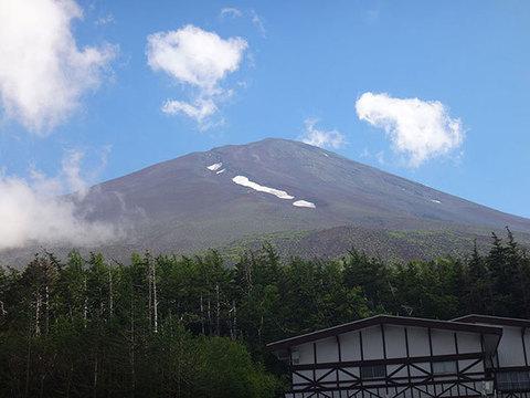 富士山五合目イメージ