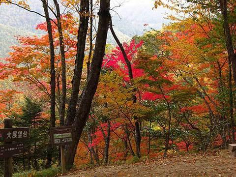 西沢渓谷イメージ