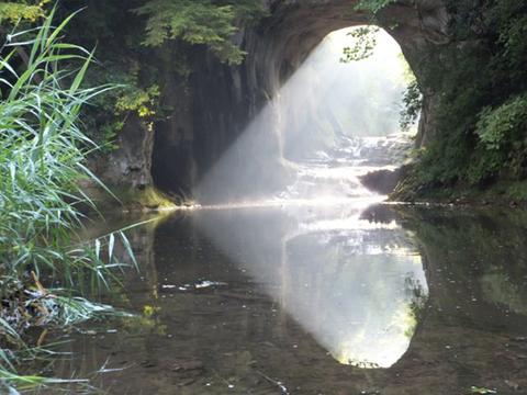 濃溝の滝イメージ