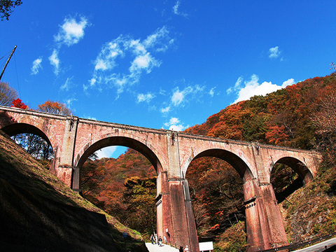 めがね橋イメージ