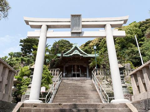 西叶神社イメージ