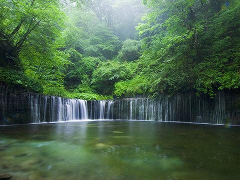 白糸の滝イメージ