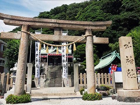 叶神社イメージ