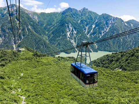 立山ロープウェイイメージ
