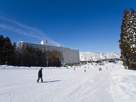 湯沢中里スキー場(イメージ)