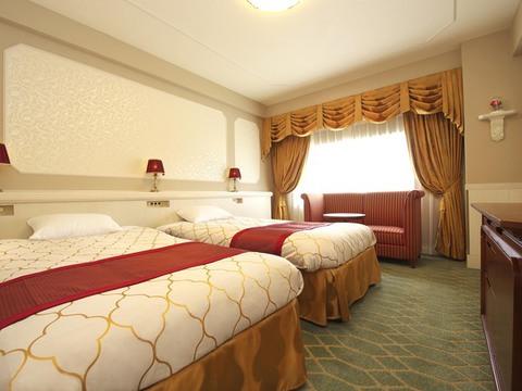 ホテル部屋例